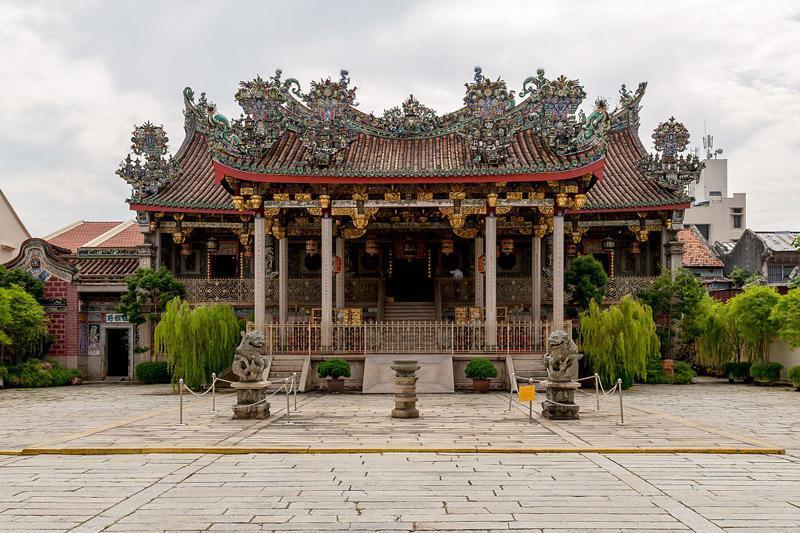 راهنمای سفر پیشنهادی به پنانگ در تور مالزی