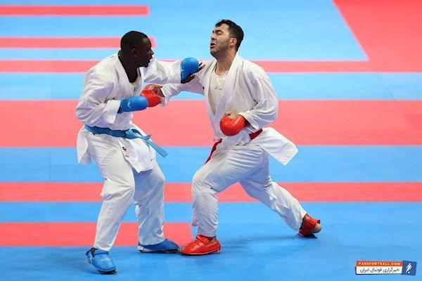 کاراته کاها رقبای خود را شناختند