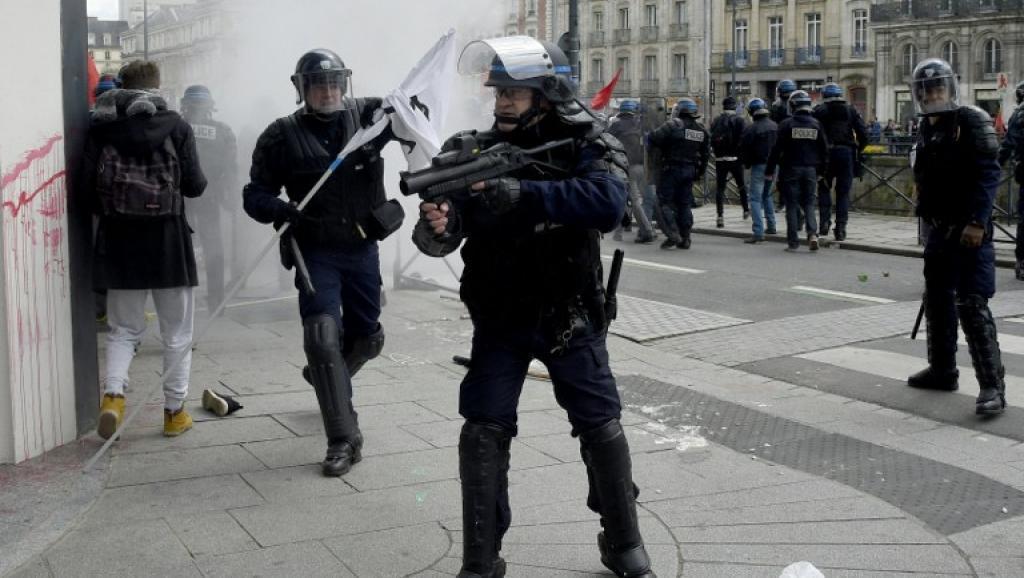 608 کشته و زخمی در تظاهرات معترضان در فرانسه