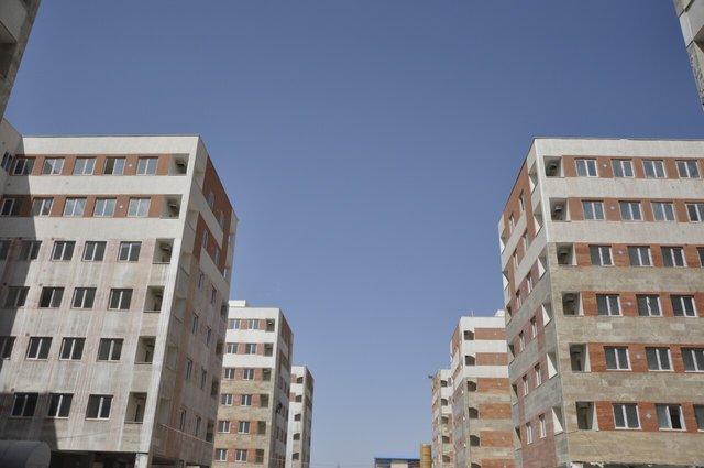 باقی ماندن 30 هزار واحد مسکن مهر در شهرهای زیر 25 هزار نفر