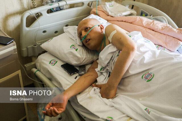 من مهدی شادمانی ام! شکر خدا سرطان دارم