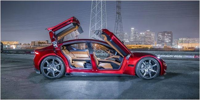 خودرو های الکتریکی که تا 5 سال دیگر روانه بازار می شوند