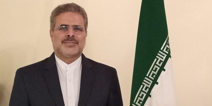 سفیر ایران: هند واردات نفتِ ایران را از سربگیرد