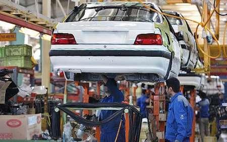 روند تامین و تولید در ایران خودرو شتاب گرفته است