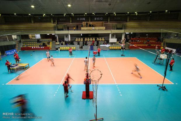 برنامه هفته چهارم تمرین تیم ملی والیبال ایران اعلام شد