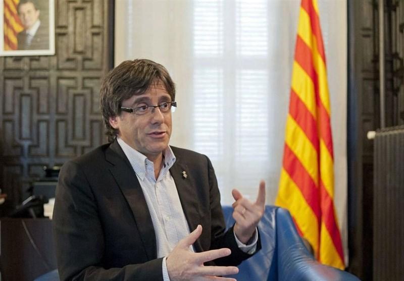 اسپانیا به دنبال بازداشت رهبر سابق کاتالونیا در بلژیک