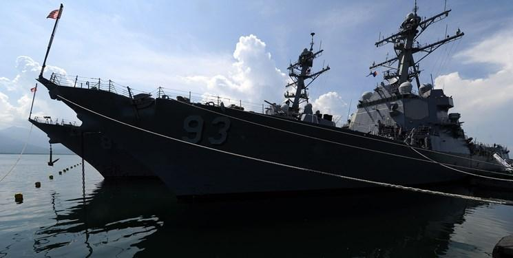 واکنش چین به حضور دو کشتی جنگی آمریکایی در دریای چین جنوبی: واشنگتن دست از اقدامات تحریک آمیز بردارد
