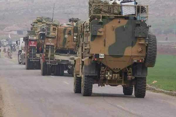 آیا ترکیه به کردها در شرق فرات حمله می نماید؟
