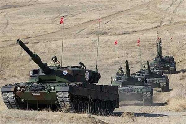 ترکیه نظامیان روس را در شمال سوریه هدف قرار داد
