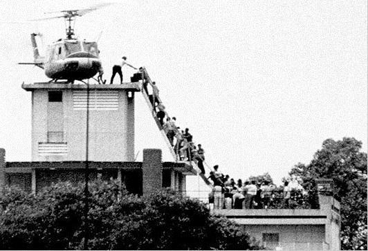 عکس، حکایت اصلاح طلبان و پشت بام سفارت آمریکا در ویتنام!