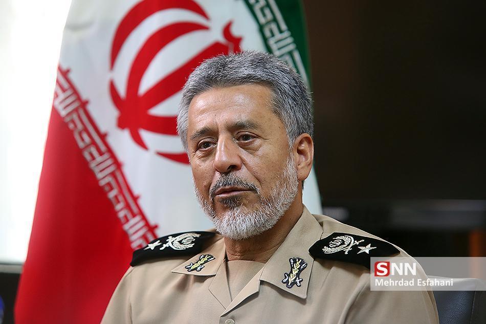 هشدار امیر سیاری نسبت به ورود در محدوده رزمایش مشترک ایران، روسیه و چین