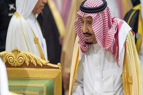 دعوت ملک سلمان از امیر قطر برای شرکت در نشست 10 دسامبر در ریاض