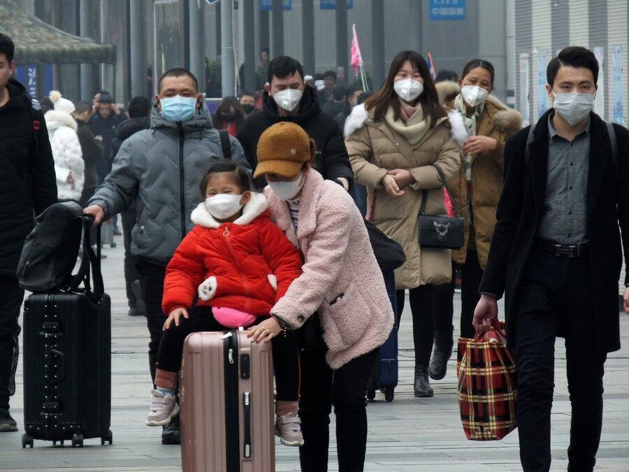 قربانیان کوروناویروس در چین 9 نفر شدند ، اولین مورد ابتلا به ویروس مرموز در آمریکا