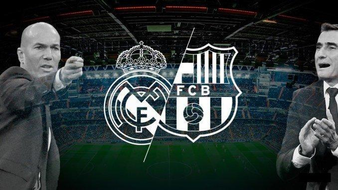 لحظه به لحظه با حواشی پیش از ملاقات بارسلونا - رئال مادرید