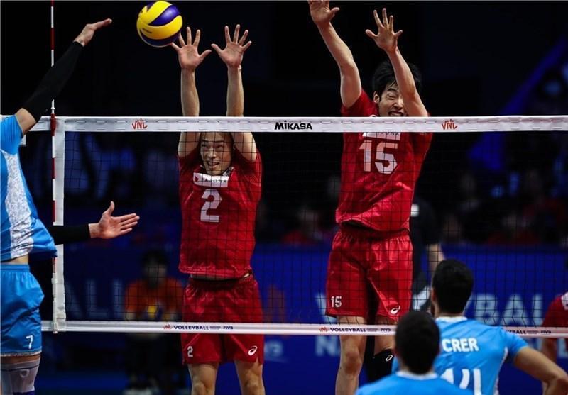 والیبال قهرمانی آسیا، ژاپن و تایلند پیروز شدند