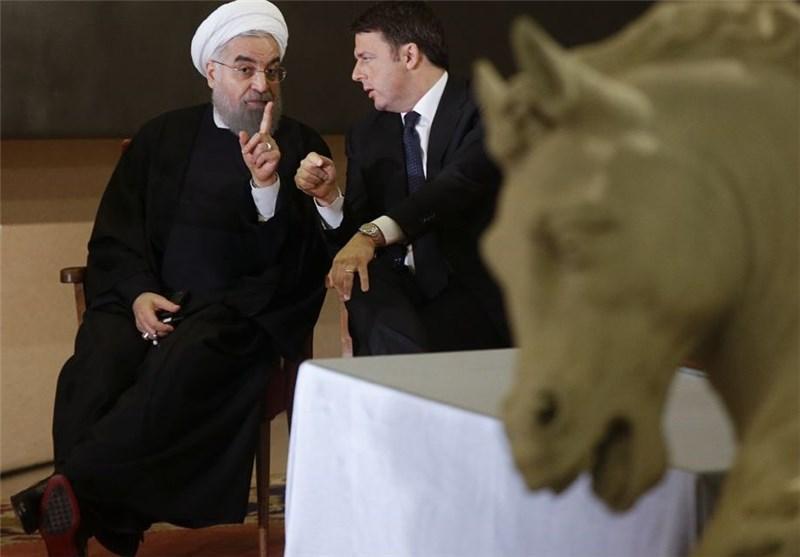 روحانی: درخواستی برای پوشاندن مجسمه های برهنه موزه رم نداشتیم