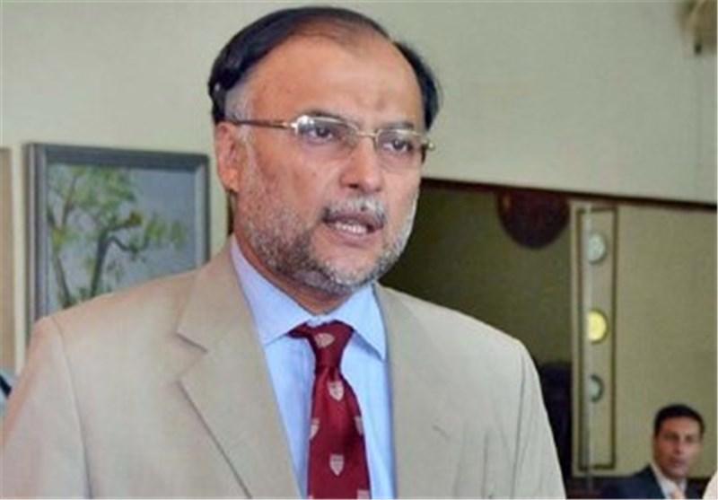 دستگیری وزیر کشور سابق پاکستان توسط سازمان بازرسی این کشور