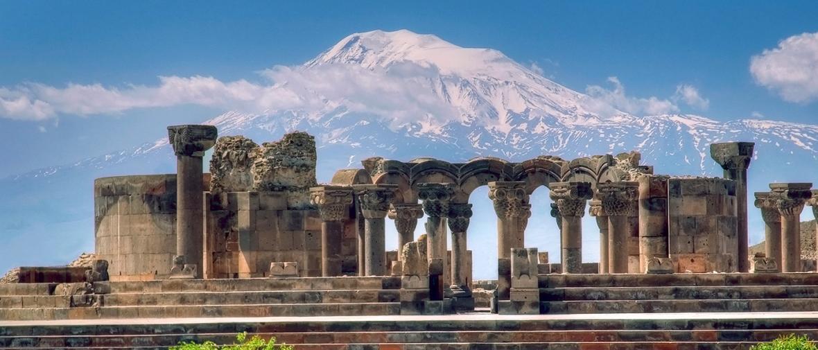 سفر زیارتی به ارمنستان ؛ سرزمین کوه های دست نیافتنی