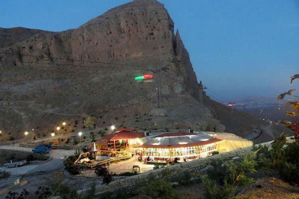 سقوط مرد 66 ساله از کوه صفه اصفهان