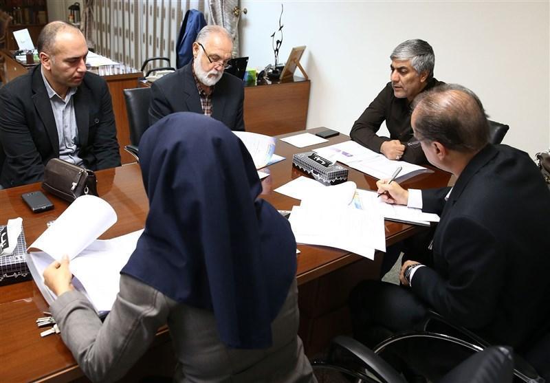 نشست هاشمی با 2 رئیس فدراسیون اعزامی به بازی های داخل سالن آسیا