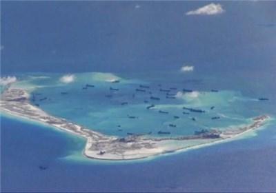 چین مانورهای نظامی در دریای جنوبی چین برگزار می نماید
