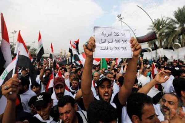 حشد شعبی: دشمن پیغام حرکت اعتراضی مردم عراق را دریافت کرد