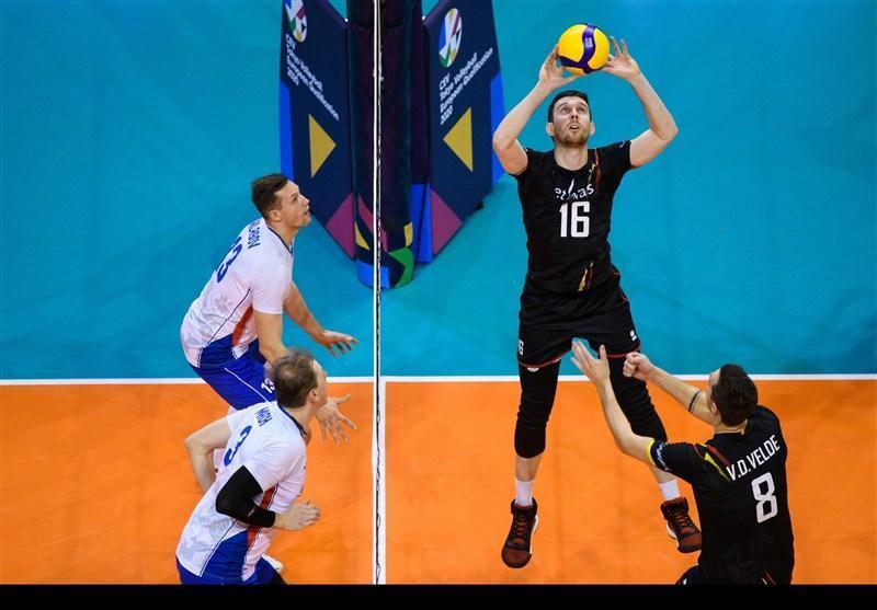 والیبال انتخابی المپیک، بلغارستان، بلژیک و اسلوونی پیروز شدند