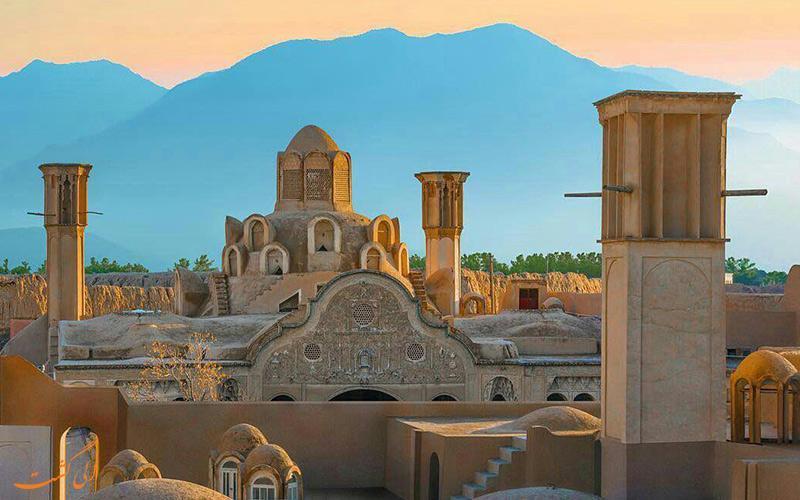 آشنایی با خانه های تاریخی کاشان، جلوه ای از شاهکار معماری ایرانی