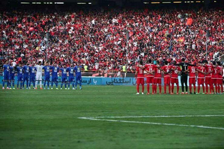 احتمال برگزاری بازی های لیگ برتر بدون تماشاگر