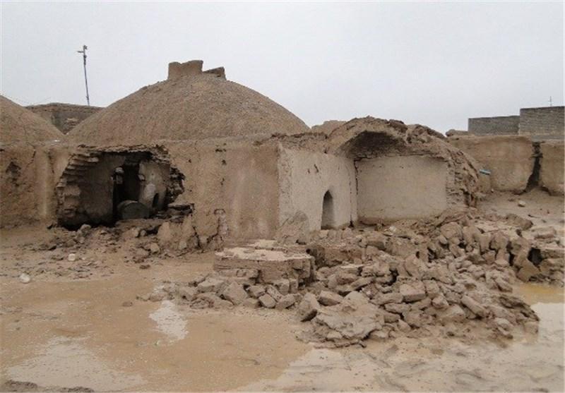 سیل نهبندان 120 منزل مسکونی مددجویان کمیته امداد را تخریب کرد