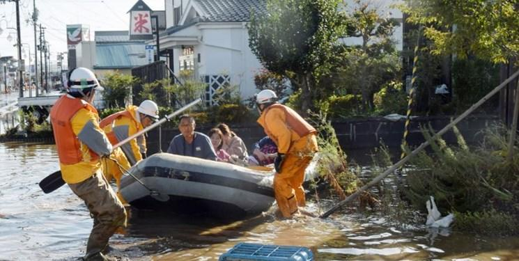 یاری راگبی بازان کانادایی به حادثه دیدگان طوفان در ژاپن