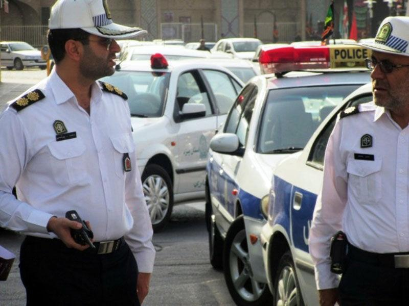 خبرنگاران پلیس راه قزوین نسبت به سفرهای برون شهری هشدار داد