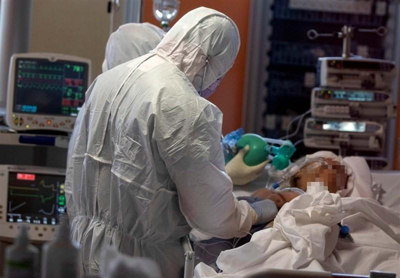 بیماران کرونایی بخش آی سی یو در کالیفرنیا طی یک شب دو برابر شد