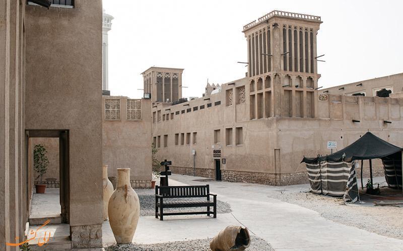 معرفی محله بستکیه دبی؛ میراث ایرانیان در این شهر