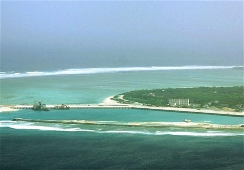 اتهام زنی آمریکا به پکن درباره رفتار تحریک آمیز در دریای چین جنوبی