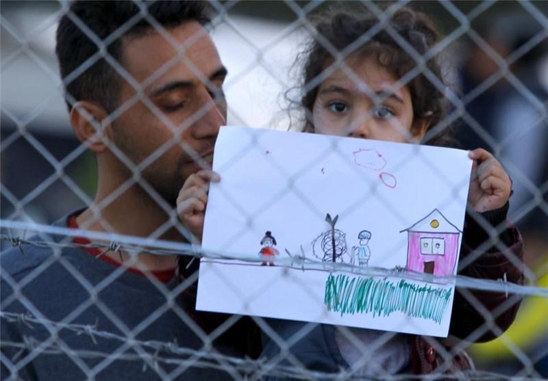 گزارش آکسفام از شرایط ناعادلانه رسیدگی به درخواست پناهندگی پناهجویان در یونان