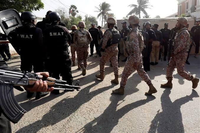 بازداشت یک داعشی در کراچی