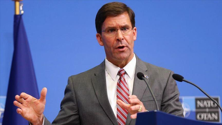 اسپر: خروج ما از افغانستان یکی از گزینه هاست اما گزینه بسیار قوی نیست