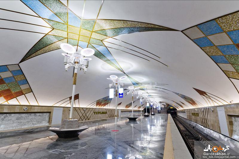 گشت و گذار در عمیق ترین ایستگاه متروی دنیا