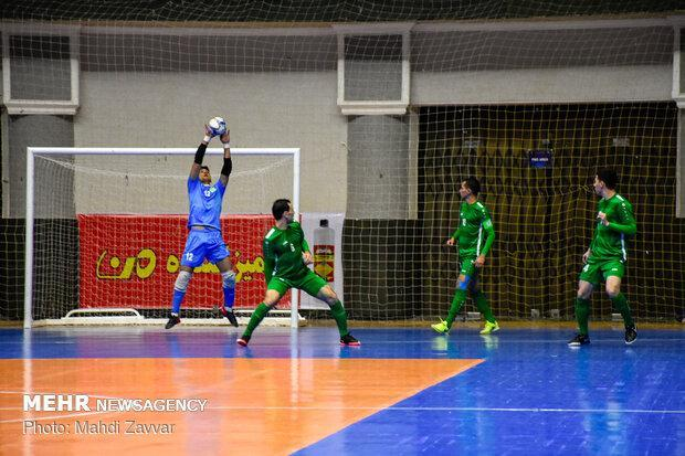 مخالفت دولت ترکمنستان با برگزاری جام ملت های فوتسال آسیا