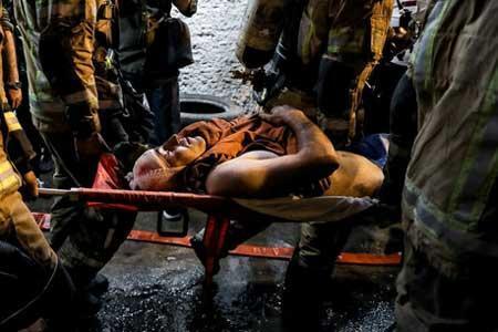 ترخیص تمامی مصدومان حادثه انفجار کلینیک سینا اطهر