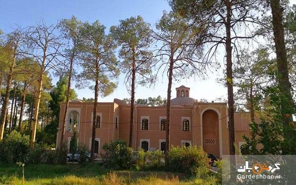 باغ موزه هرندی؛محل اقامت رضاخان در زمان تبعید، عکش