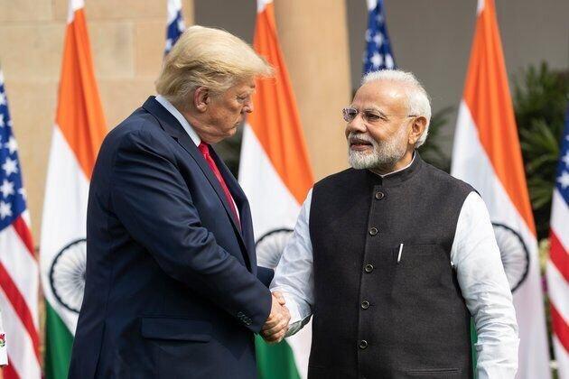 کوشش بایدن و ترامپ برای جلب نظر هندی ها