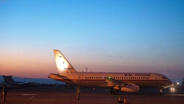 روسیه 5 هواپیما به لبنان اعزام و در بیروت بیمارستان سیار مستقر می نماید