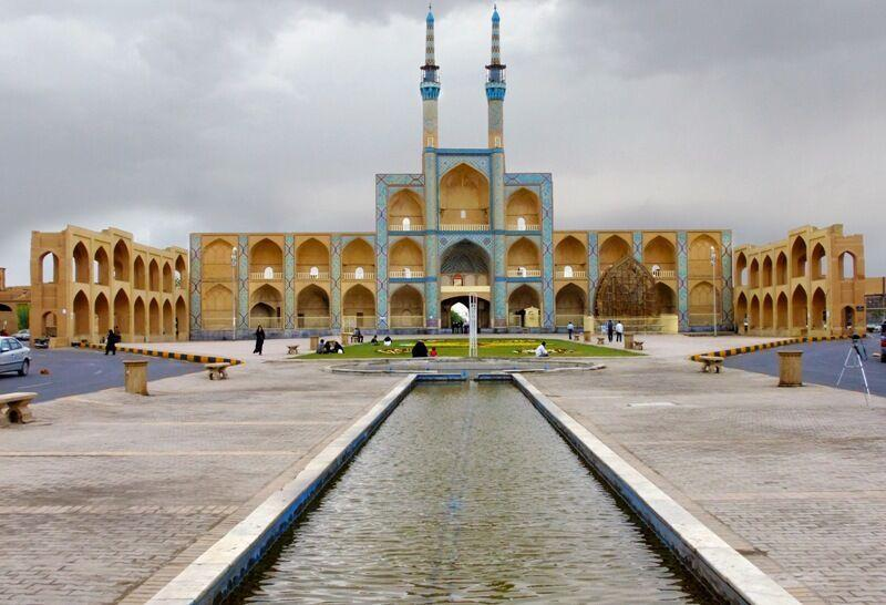 خبرنگاران چند خبر از استان یزد