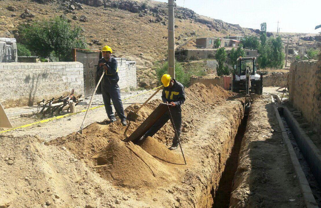 خبرنگاران گازرسانی به روستاهای آذربایجان غربی طی هفت سال 3 برابر شد