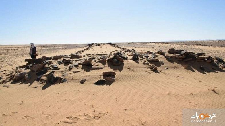 شناسایی یکی از قدیمی ترین سازه های تاریخی جهان در عربستان