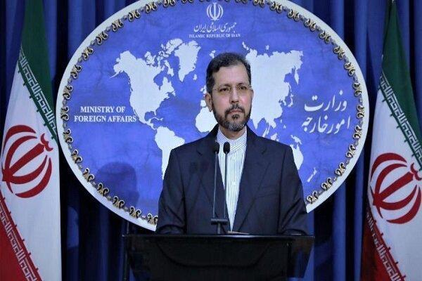 ایران نقض آتش بس بین ارمنستان و آذربایجان را محکوم کرد