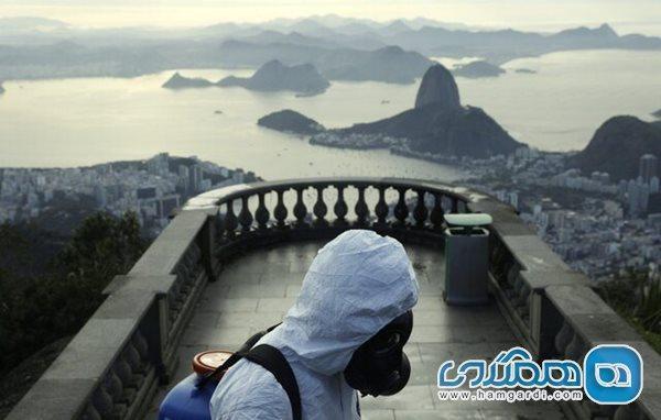 گردشگری برزیل با مسائل جدی روبرو شده است