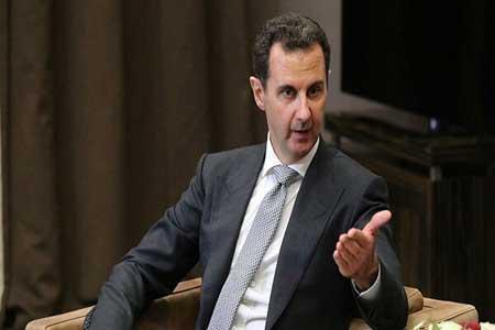 بشار اسد: حضور روسیه در سوریه برای مبارزه با تروریسم است